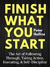 [PDF-Online] Finish What You Start The Art of Following Through