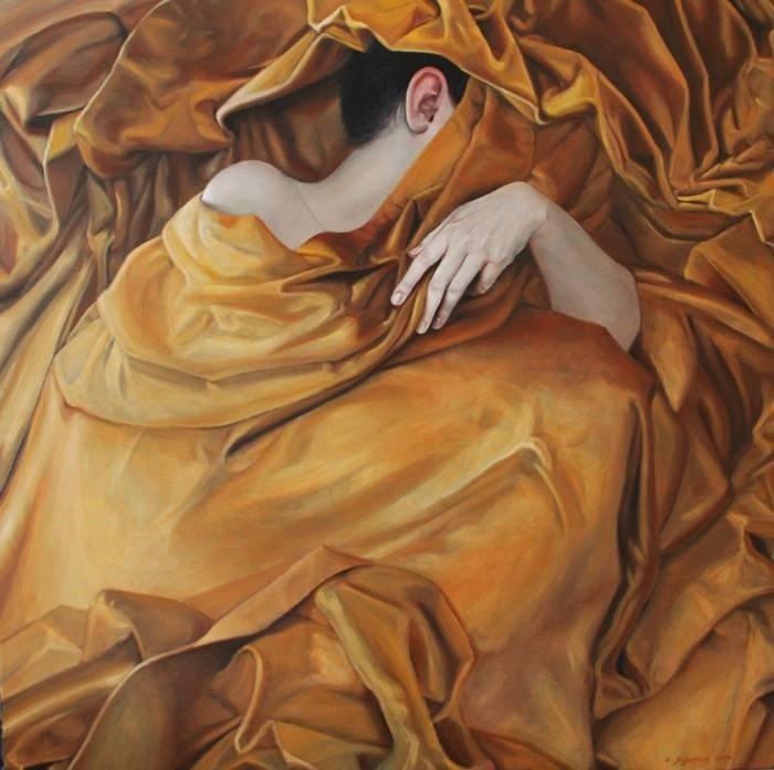 Словацкий художник. Anna Jagodova