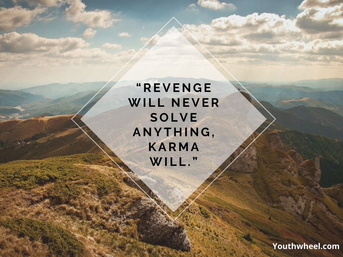 quotes about destiny, funny karma quotes, good thoughts pictures, bad karma quotes, images about bad people