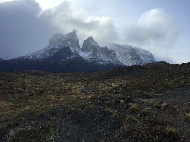 montagne, chili, patagonia