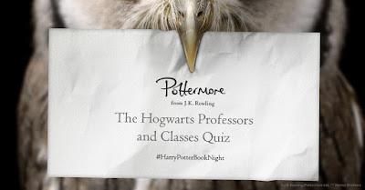 Quiz su professori e materie di Hogwarts