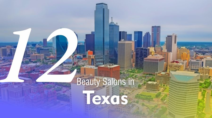 list recommendation beauty salons spas in texas dallas the usa united states of america hair treatments services hairstylists