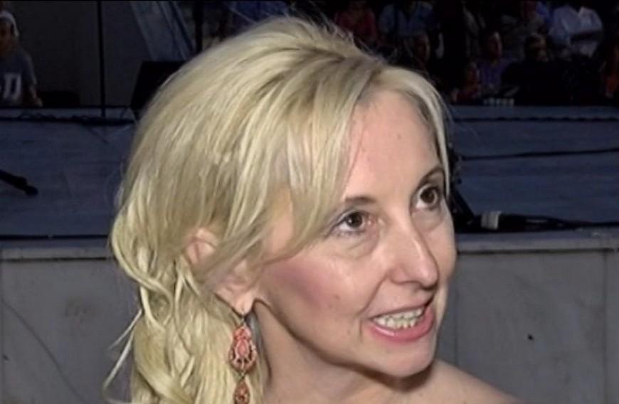 Μαριλένα Παναγιωτοπούλου: «Δίπλα μου μόνος ένας νέος άντρας μπορεί να σταθεί οι μεγαλύτεροι δεν μπορούν»