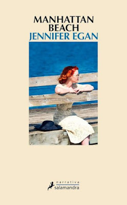 Jennifer Egan, Manhattan Beach, Nueva York, IIª Guerra Mundial, Gangsters