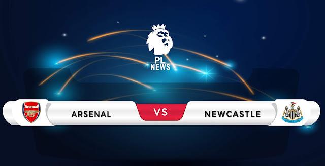 Arsenal vs Newcastle United Prediction & Match Preview