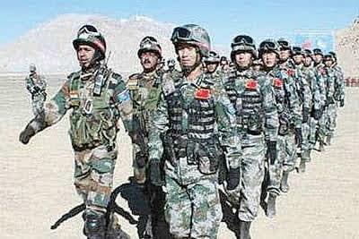 ino-china army