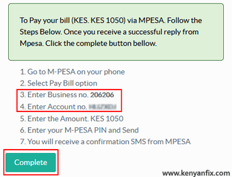 pay mpesa