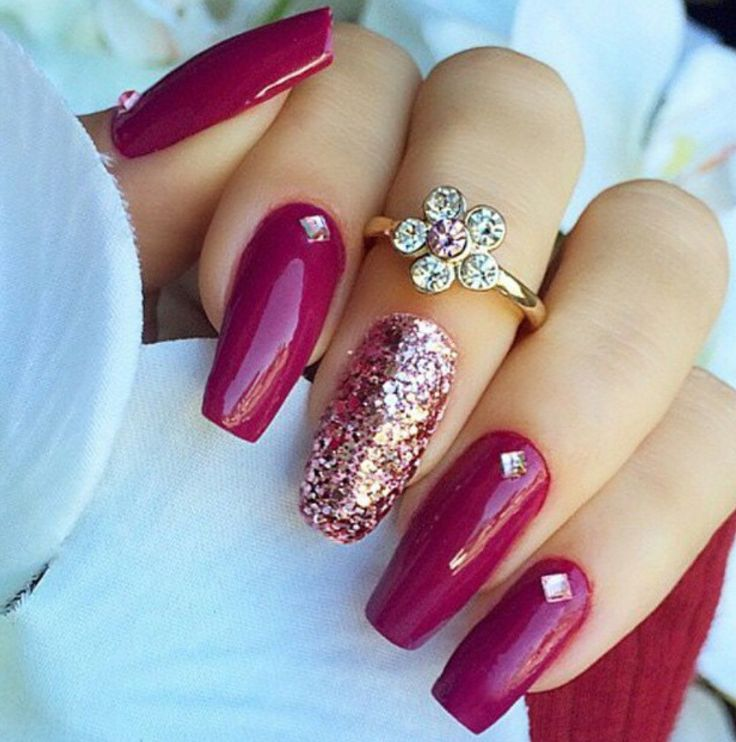 10 Different Gel Nail Art Designs With Images That Art So Perfect ...