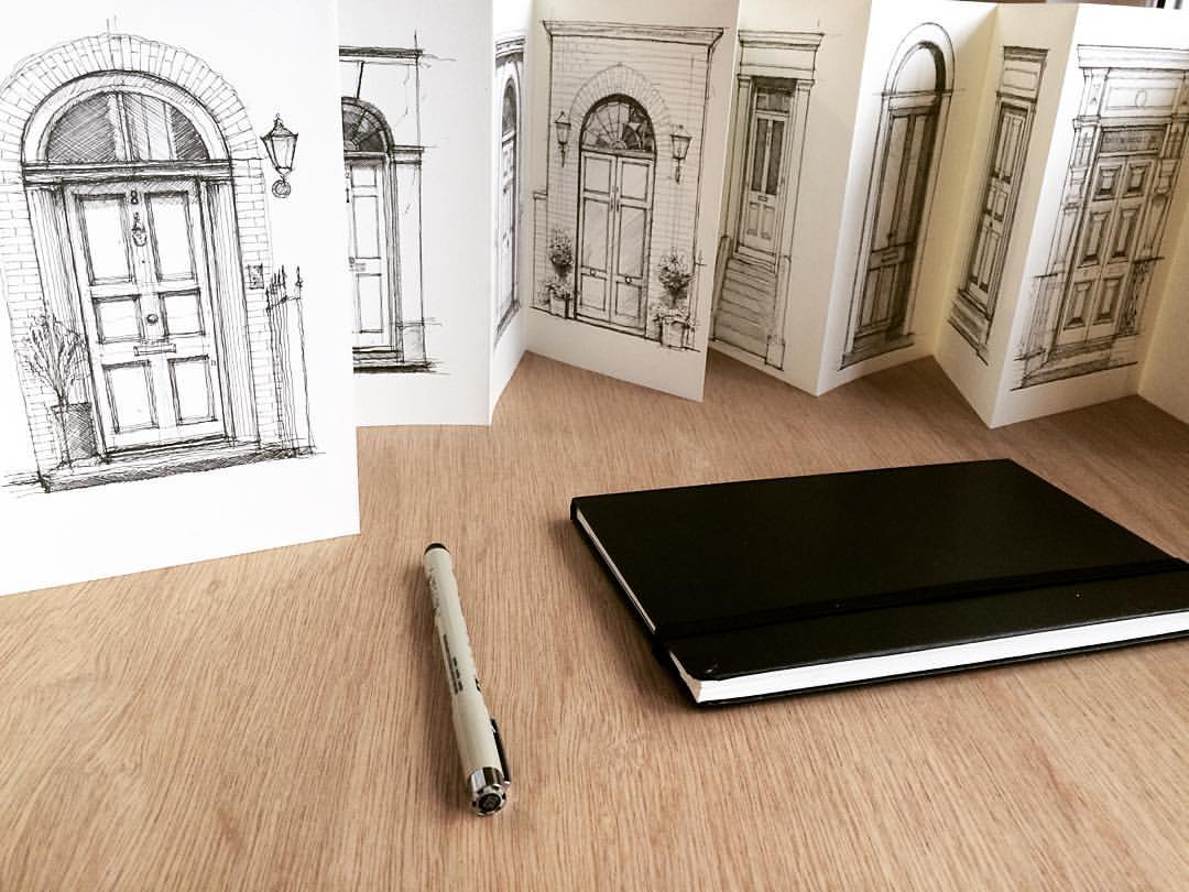 03-Door-Project-Luke-Adam-Hawker-Creating-Architectural-Drawings-on-Location-www-designstack-co