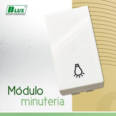 Módulo Minuteria B-Lux