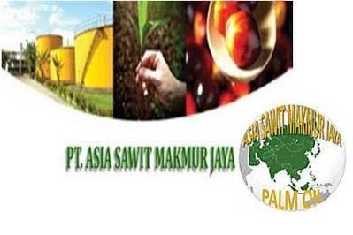 Lowongan Kerja PT. Asia Sawit Makmur Jaya Pekanbaru Oktober 2018