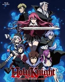 Holy Knight - Anime action yang ada ecchi hard