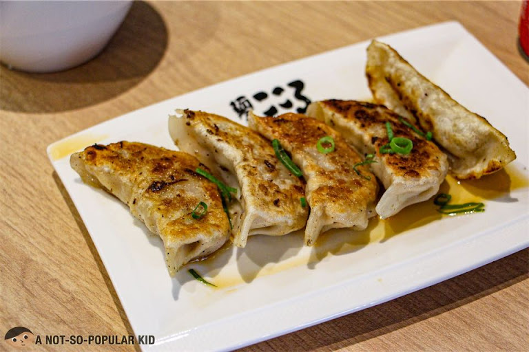 Gyoza Cheese of Menya Kokoro