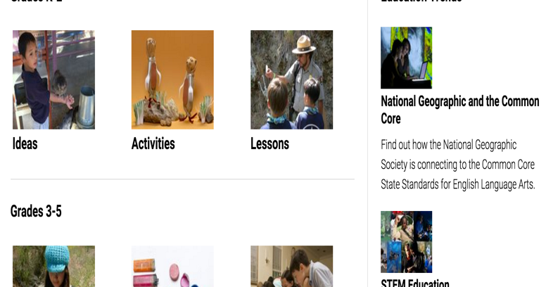 4 Great Educational Resources for Teachers
