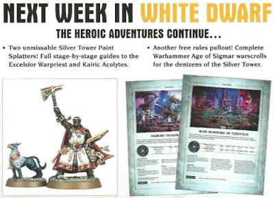 Warhammer Quest: sirvientes de Tzeentch