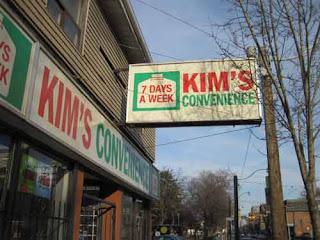 Kim's Convenience In Toronto