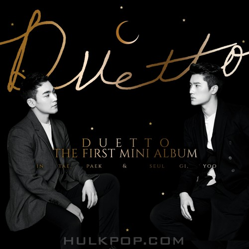 DUETTO (PAEK INTAE, YOU SEULGI) – DUETTO – EP