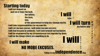 Independence day motivational thoughts