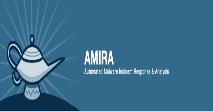 AMIRA: Automated Malware Incident Response & Analysis