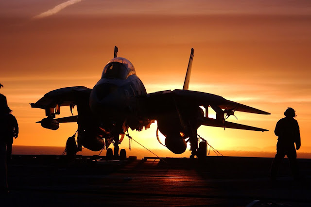 US Navy Top Gun F14 Tomcat