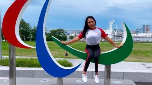 Perjuangan Atlet Perempuan di Paralimpiade Tokyo 2020, Medali Pertama Indonesia dari Cabor Angkat Besi Putri