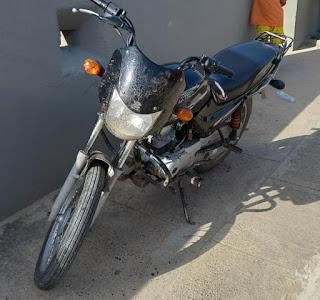 hoyennoticia.com, Se robaron una moto en zona rural de Riohacha