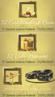 Promoção Unicred Collection 2019 Concorra 12 Carros, 12 Vale-Viagens e Muito Mais