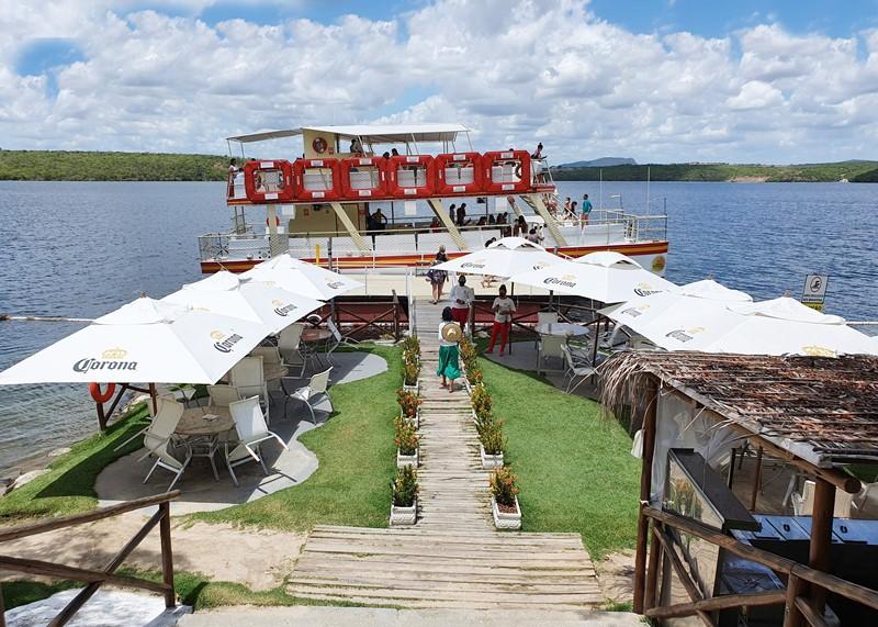 Cânion do Xingó, Catamarã preços