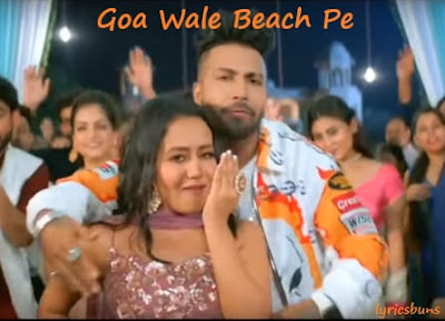 Goa-Beach-Lyrics