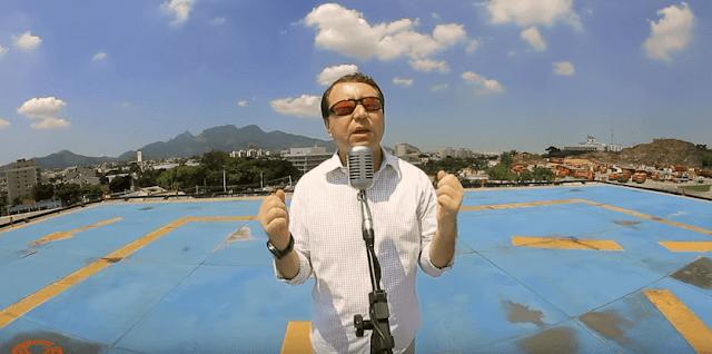 """David Soares lança novo clipe: """"Por Isso Eu Quero Te Louvar"""""""