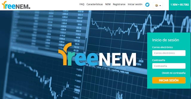 ▷ FreeNem.com | Gana hasta 300$ en XEM con la ruleta 🔥