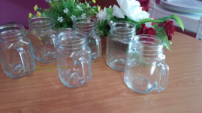 DRINKING JAR_A MODERN STYLE FOR RESTAURANT