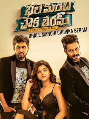 Bhale Manchi Chowka Beram 2018 UNCUT Dual Audio Hindi 720p HDRip 1.1GB