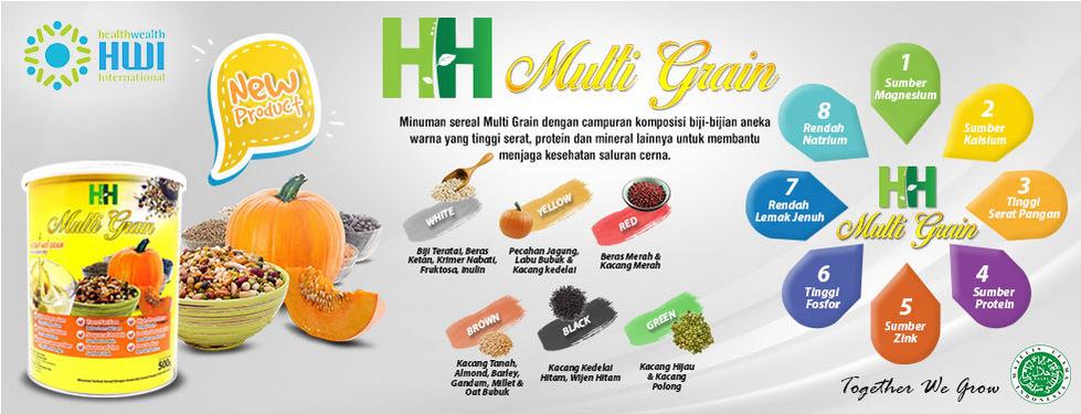 hh multi grain