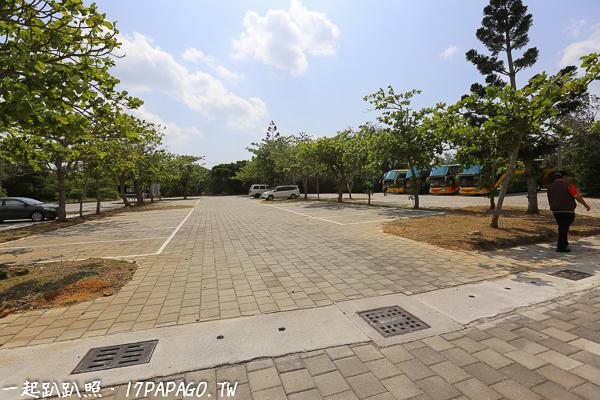 有附大小型車停車場
