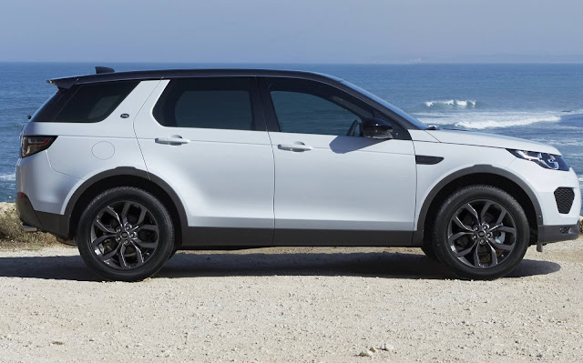 Land Rover Discovery Sport 2019 Landmark Edition