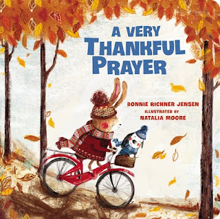 a very thankful prayer cover