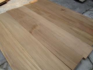 Harga lantai kayu Jati Permeter