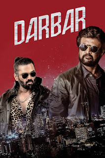 Darbar (2020) In Hindi (Dual Audio) Full Movie Download 720p HDRip