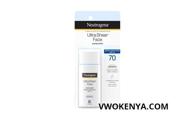 Kem Chống Nắng Neutrogena Ultra Sheer Liquid SPF 70