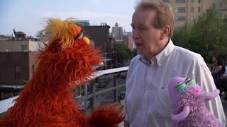 Murray and Ovejita, paleontologist Terry, the people in your neighborhood, Sesame Street Episode 4314 Sesame Street OSaurus season 43