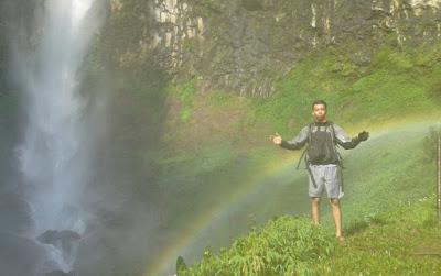 Tempat Wisata Curug Cileat Subang Yang Keren