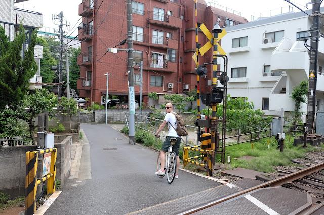 rent a bike in tokyo japan