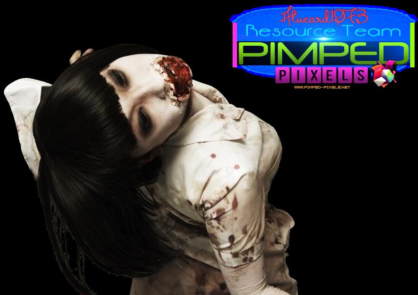 Bubble Head Nurse - Silent Hill 3
