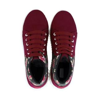 Golfer 2173 Sepatu Sneakers Wanita