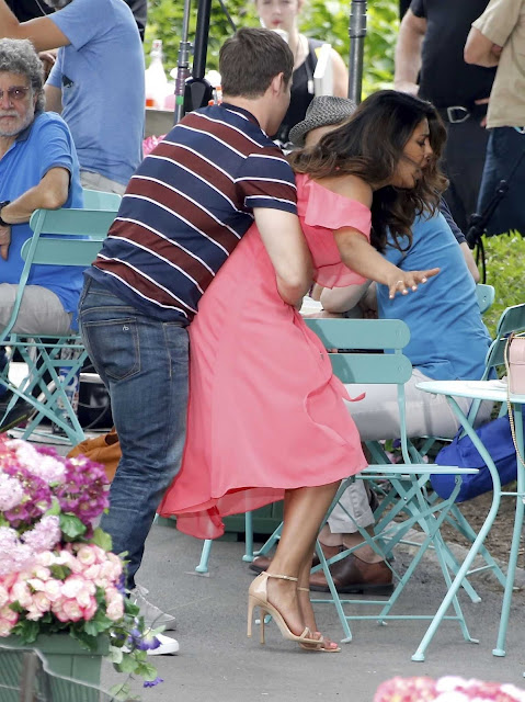 Priyanka Chopra Spicy Pics Been Groped By the Actor, on the Set of Isn?t It Romantic