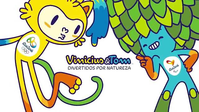 VINÍCIUS E TOM - DIVERTIDOS POR NATUREZA