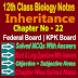 Inheritance 12 Class Biology Notes