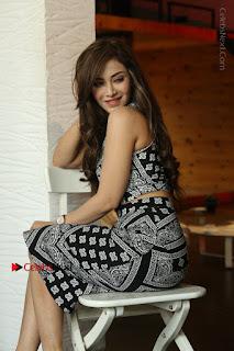 Telugu Actress Angela Krislinzki Latest Pos in Short Dress  0132.JPG