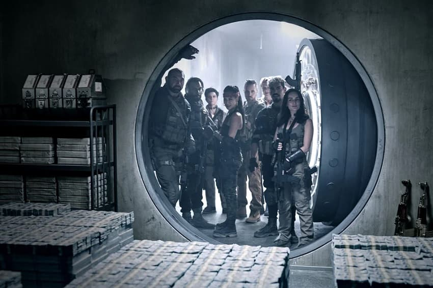 Что за музыка играла в фильме «Армия мертвецов»? Полный список песен и исполнителей